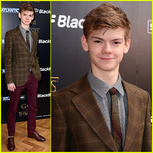 Thomas Brodie-Sangster: 'Game of Thrones' Season 3 Launch