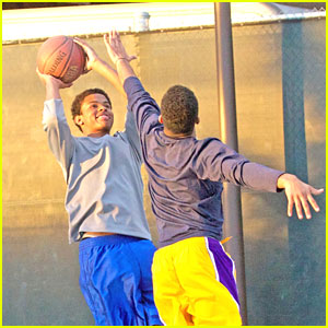 Trevor Jackson: Basketball Boy