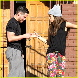 Zendaya: Easter Weekend 'Dancing' Practice | Zendaya | Just Jared
