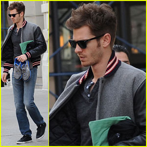 Andrew Garfield: Emma Stone To Host EIF Revlon Run/Walk for Women