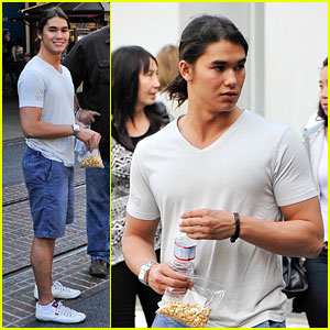 Booboo Stewart Cast in 'X-Men: Days of Past'!