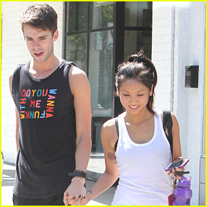 Brenda Song Holds Hands with Guy Friend After Gym Stop