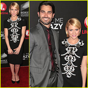 Brittany Snow: 'Call Me Crazy' Premiere with Tyler Hoechlin