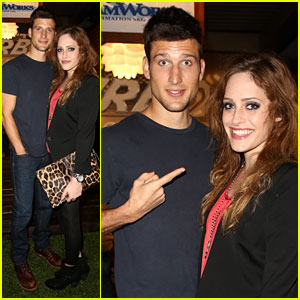 Carly Chaikin &#038; Parker Young: City Year Fundraiser Pals!