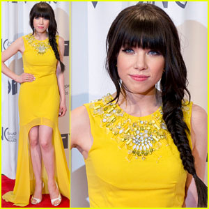 Carly Rae Jepsen: Juno Awards Winner!