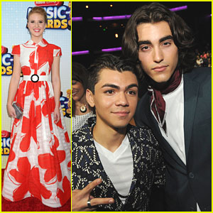 Caroline Sunshine &#038; Adam Irigoyen: Radio Disney Music Awards 2013