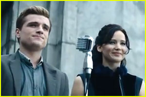 Josh Hutcherson: 'The Hunger Games: Catching Fire' Teaser Trailer - WATCH NOW!