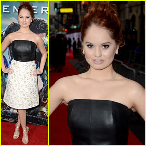 Debby Ryan: 'Iron Man 3' Premiere