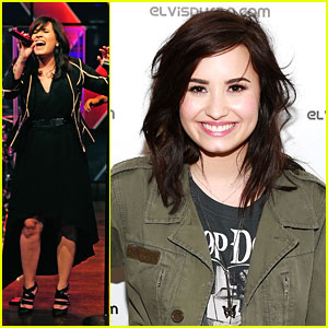 Demi Lovato: 'Heart Attack' on Live! with Kelly & Michael -- Watch Now!