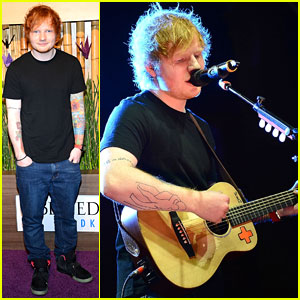 Ed Sheeran: Nobu Grand Opening Performance