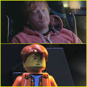 Rupert Grint: Ed Sheeran's 'Lego House' Star - Watch Now!