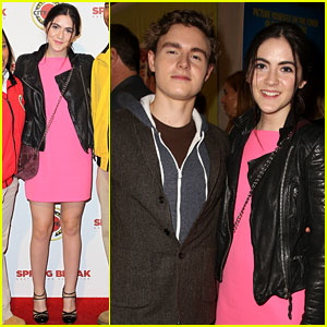 Isabelle Fuhrman: City Year Fundraiser with Callan McAuliffe!