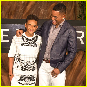 Jaden Smith: 'After Earth' Photo Call in Cancun