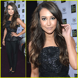 Naya Rivera: NewNowNext Awards 2013