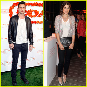 Nikki Reed &#038; Daren Kagasoff: Coach's Charity Evening