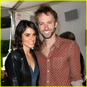Nikki Reed & Paul McDonald: Toyota Celebrity Race!