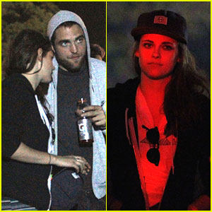 Robert Pattinson &#038; Kristen Stewart: Coachella 2013 with Katy Perry!