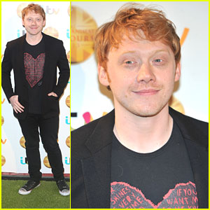 Rupert Grint: British Animal Honours 2013