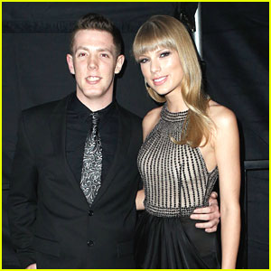 Taylor Swift Brings Kevin McGuire to ACM Awards 2013