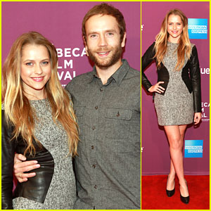 Teresa Palmer: 'The Motivation' Premiere with Mark Webber