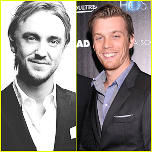 Tom Felton &#038; Jake Abel: 'Ghosts Of The Pacific' Stars
