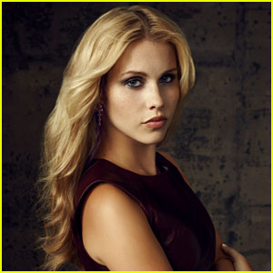 'Vampire Diaries' Interview: Claire Holt Talks Rebekah & 'The Originals'