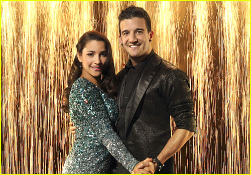 Aly Raisman & Mark Ballas: WATCH All Their Dances from 'DWTS'!