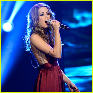 American Idol Top 4: Angie Miller Performs - Watch Now!