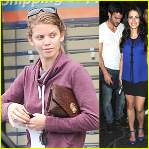AnnaLynne McCord & Jessica Lowndes: New '90210' Tomorrow Night!