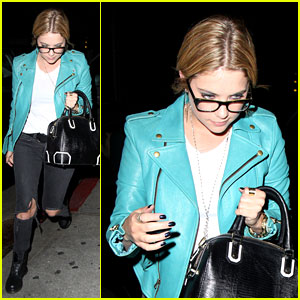 Ashley Benson: Chateau Marmont Cutie