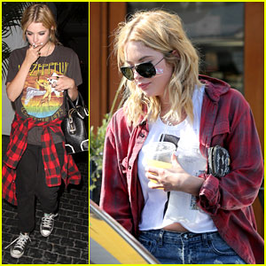 ashley benson dating James franco and pretty little liars star ashley benson are dating get the deets on the new couple here.