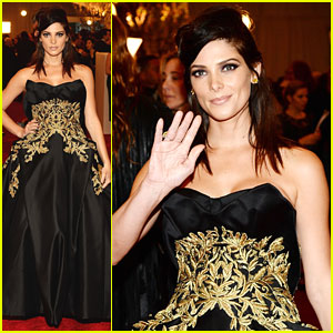 Ashley Greene -- Met Ball 2013