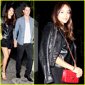 Ashley Madekwe couple