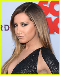 Ashley Tisdale Reacts to Maxim Hot 100 Rank