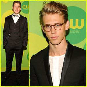 Austin Butler & Brendan Dooling: CW Upfronts 2013