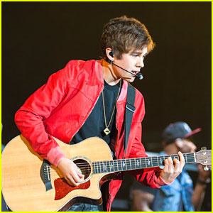 Austin Mahone: Red Tour in Detroit! | Austin Mahone | Just Jared Jr.