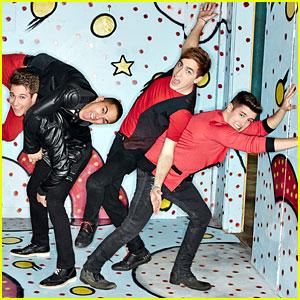 Big Time Rush: New Season Premieres TOMORROW! | Big Time Rush, Carlos