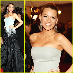 Blake Lively -- Met Ball 2013