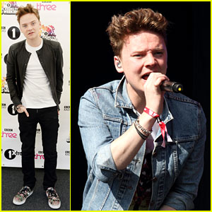 Conor Maynard: As One In the Park Performance