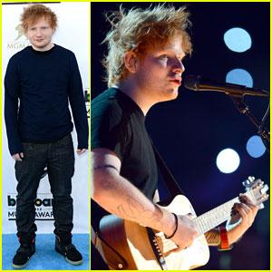 Ed Sheeran - Billboard Music Awards 2013