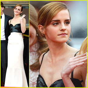 Emma Watson: 'The Bling Ring' Cannes Premiere