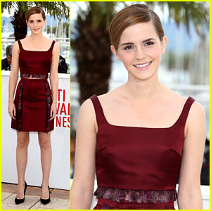 Emma Watson: 'Bling Ring' Cannes Photo Call