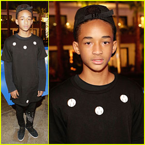 Jaden Smith: Nylon Young Hollywood Party 2013