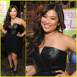 Jenna Ushkowitz: 'Choosing Glee' Book Party