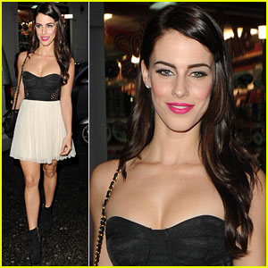 Jessica Lowndes: Lipsy VIP Fashion Awards 2013