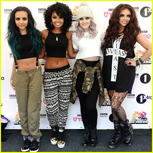 Little Mix: BBC Radio 1 Big Weekend Performers!