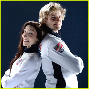 Meryl Davis & Charlie White: Working With Derek Hough for Olympic Routines