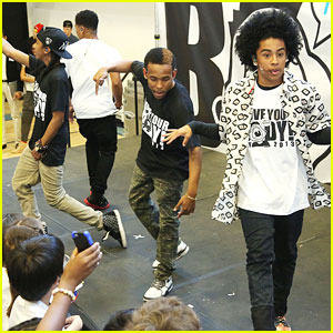 Mindless Behavior: Move Your Body Flash Workout