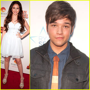 Nathan Kress & Ryan Newman: 'Nicky Deuce' Hollywood Premiere