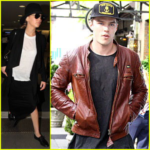 Nicholas Hoult & Jennifer Lawrence: We're Just Friends!